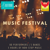BlueTimbre Music Festival