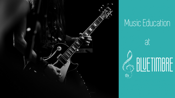Introduction to Music Education at BlueTimbre